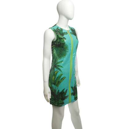 Versace for H&M Neckholder dress with print