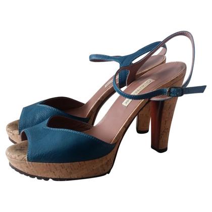 L'autre Chose sandales