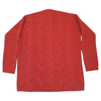 Iris von Arnim Sweater in red