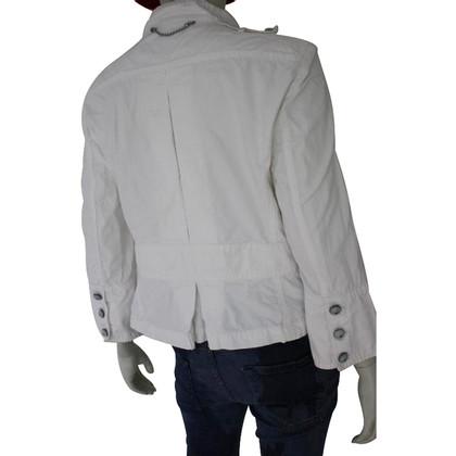 Boss Orange Weiße Jacke