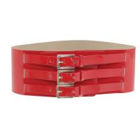 Hugo Boss Belt in red