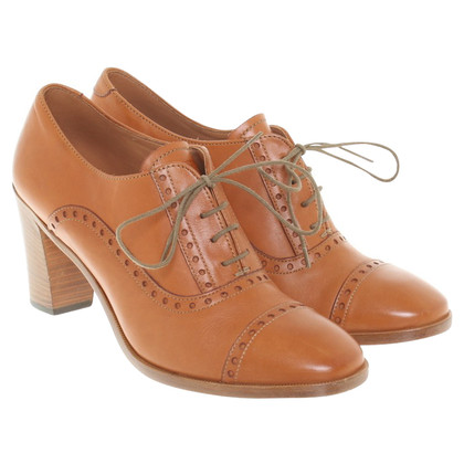 Heschung Ankle Boots mit Lyra-Lochung