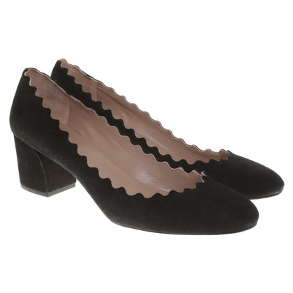 Chloé pumps Suede
