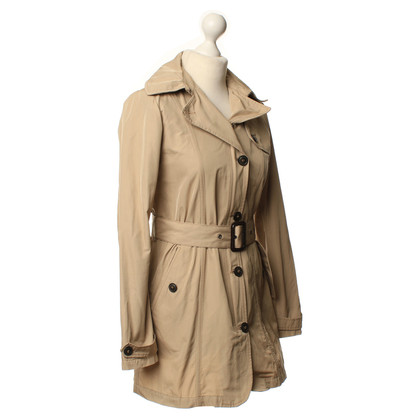 Woolrich Cappotto trench beige