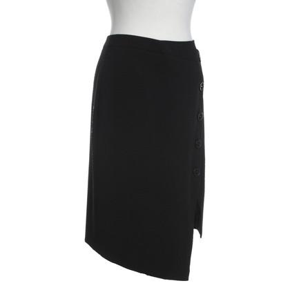 Barbara Schwarzer skirt with details