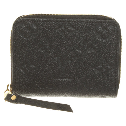 c8c1db9a23f Louis Vuitton Porte-monnaie Zippy Monogram Empreinte - Acheter Louis ...
