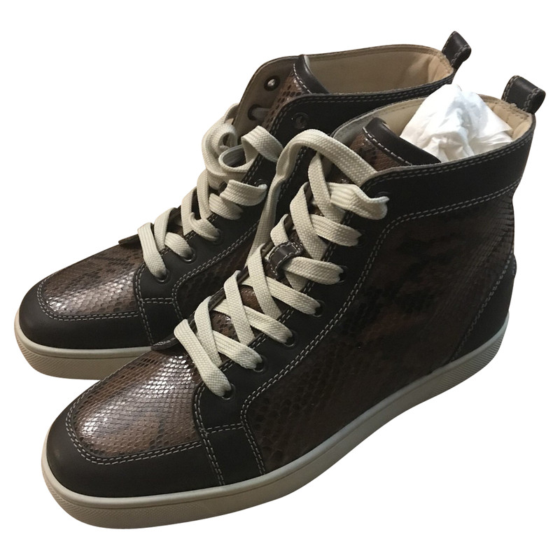 Christian Louboutin Trainers Leather in
