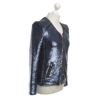 Iro Jacket with reversible sequins