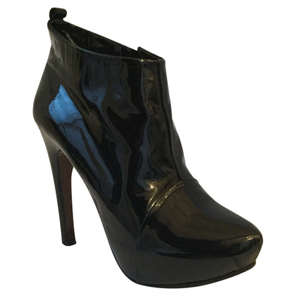 Navyboot Patent leather boots