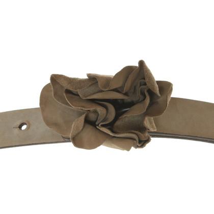 Brunello Cucinelli Belt in beige