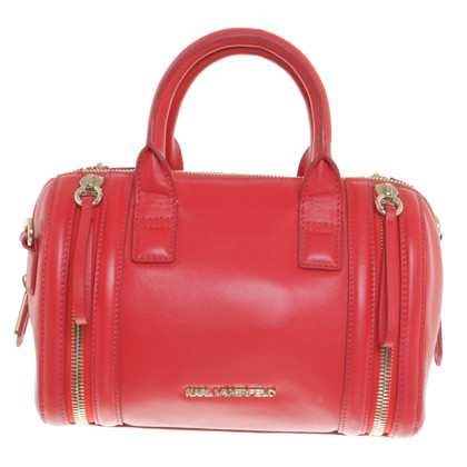 Karl Lagerfeld Borsa in rosso