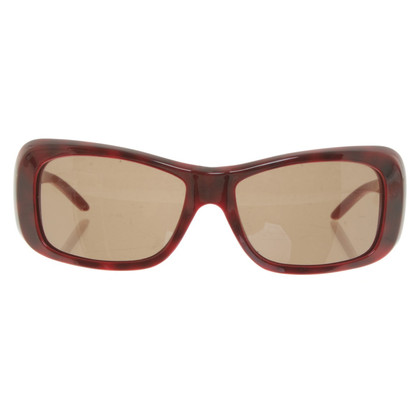 Miu Miu Sonnenbrille in Rot