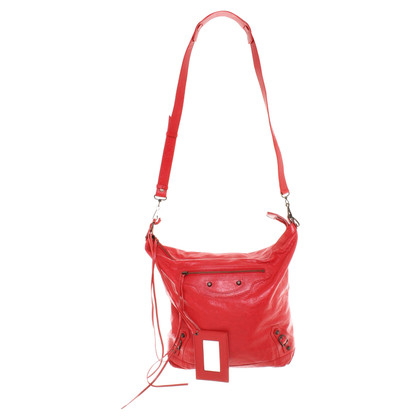 Balenciaga Bag in Red