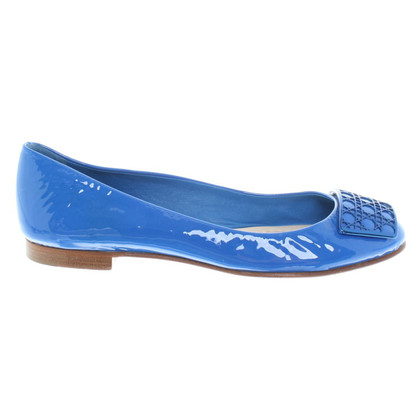 Christian Dior Ballerinas made of patent leather