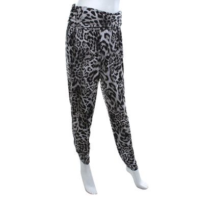 Michael Kors Pantaloni con motivo animalier