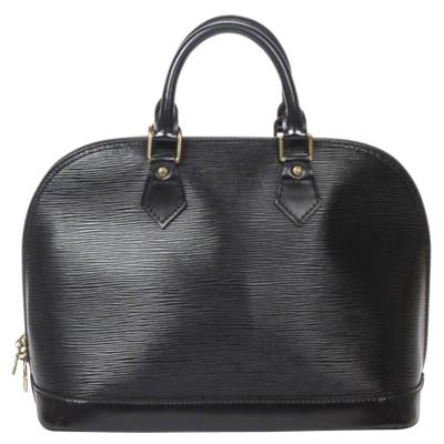 Louis Vuitton Alma Pm Epi Leather