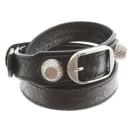 Balenciaga Black bracelet