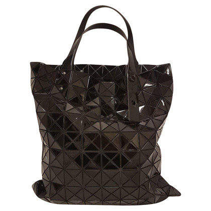issey miyake bao bao prism tote in schwarz second hand issey miyake bao bao prism tote in. Black Bedroom Furniture Sets. Home Design Ideas