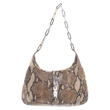 Gucci Reptile leather handbag