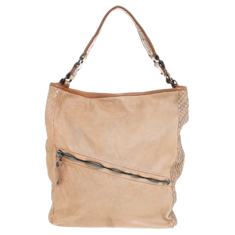 campomaggi vintage look tasche in beige second hand campomaggi vintage look tasche in beige. Black Bedroom Furniture Sets. Home Design Ideas