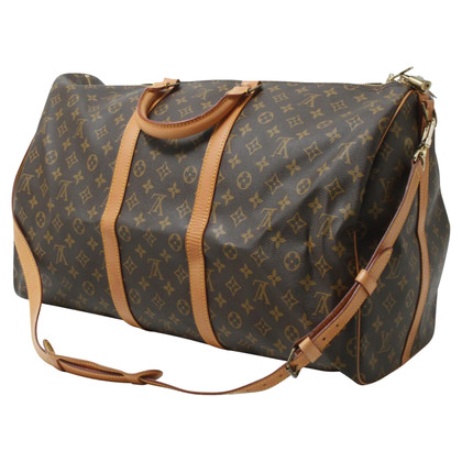 Louis Vuitton 436-05996 ( KEEPALL BANDOULIÈRE 55)