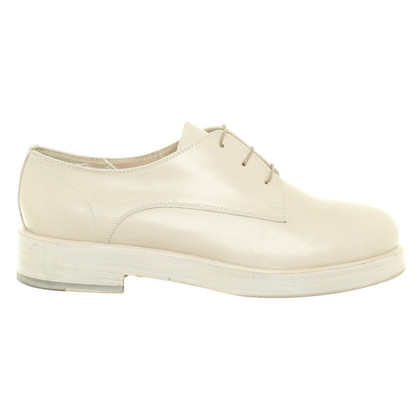 Other Designer Lace-up shoe in beige