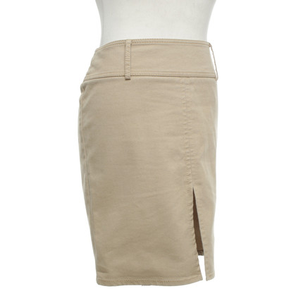 Schumacher skirt in beige