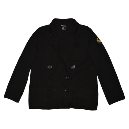 Sonia Rykiel for H&M Black Double Breasted Blazer