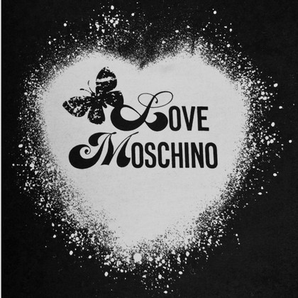 Moschino Love Long sleeve print