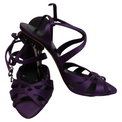 Christian Dior Sandals in Purple