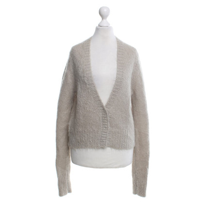 Dries van Noten Cardigan in Beige