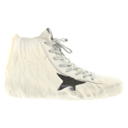 Golden Goose Sneakers da pelle di capra