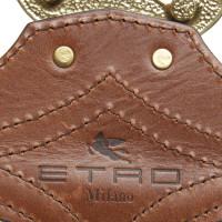 Etro Waist belt with decorative buckle