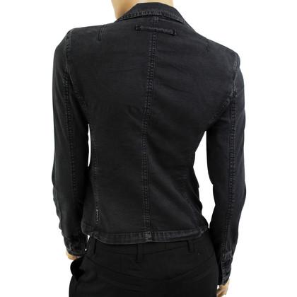 Armani Jeans Schwarze Jacke