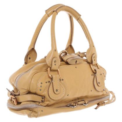 "Chloé ""Paddigton-Bag"" in Senfgelb"