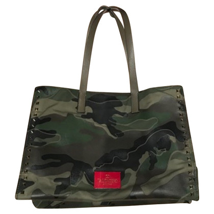 Valentino Shoulder bag in camouflage look