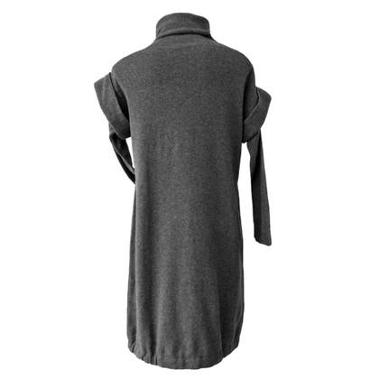 Andere merken Hand - gebreide jurk gemaakt van een mix van kasjmier