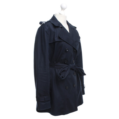 Hobbs Trench in blu scuro