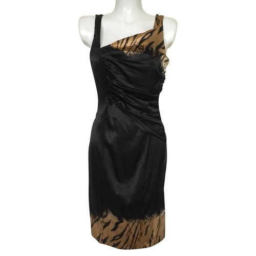 f285e34334 Roberto Cavalli silk dress - Second Hand Roberto Cavalli silk dress ...