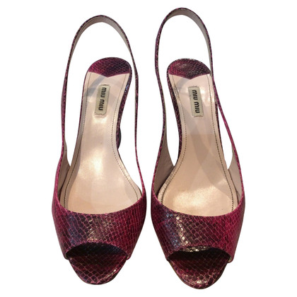 Miu Miu sandal