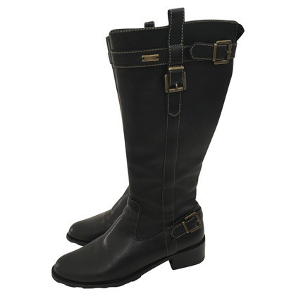 JOOP! Black riding boots