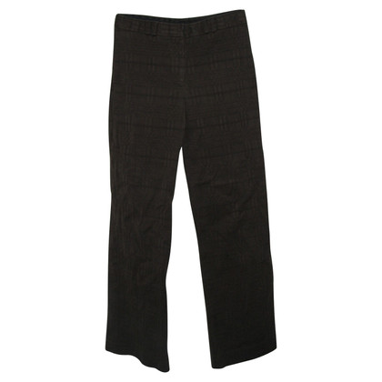 Burberry pantaloni marroni
