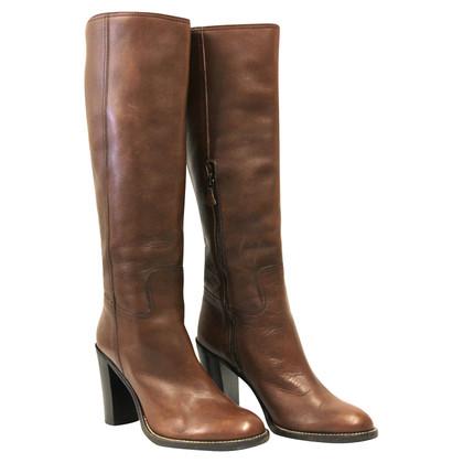 Miu Miu Boots in Bruin