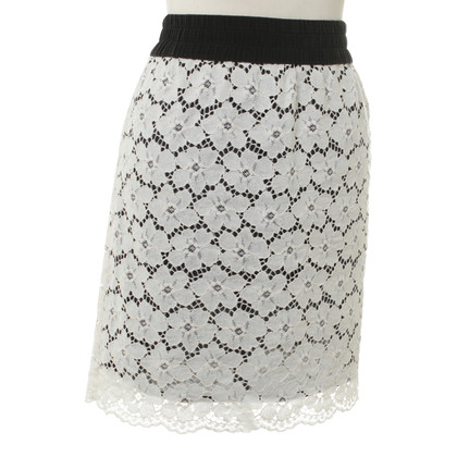 Max Mara skirt lace