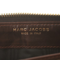 Marc Jacobs Wallet in donkerbruin