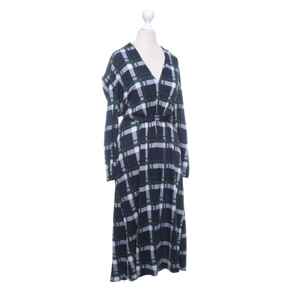 French Connection Dress with checked pattern