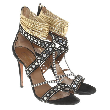 Aquazzura pumps met klinknagels toepassingen