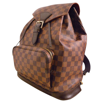Louis Vuitton  Montsouris GM damier ebene