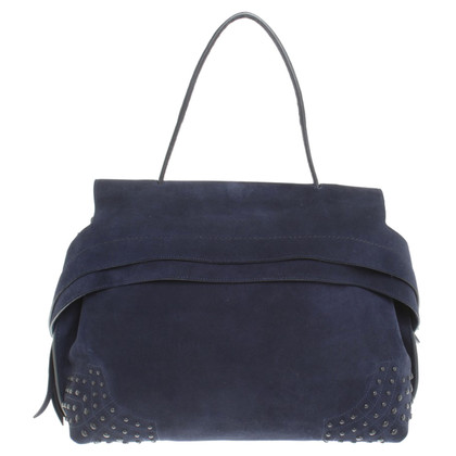 Tod's Handbag in Dark Blue