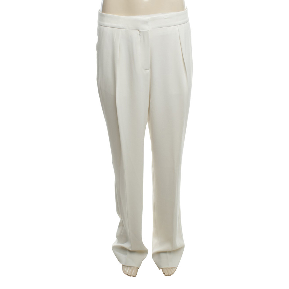 Iro trousers in cream